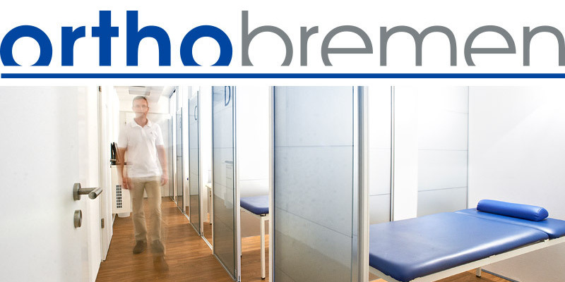 OrthoBremen - Überörtliche orthopädische Gemeinschaftspraxis Bremen - Behandlungen